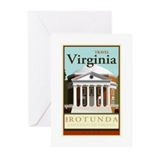 Travel Virginia Greeting Cards (Pk of 10)