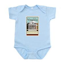 Travel Virginia Infant Bodysuit