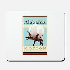 Travel Alabama Mousepad