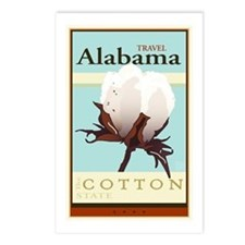 Travel Alabama Postcards (Package of 8)