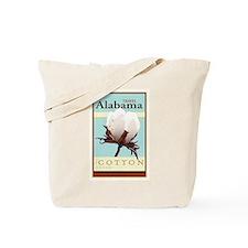 Travel Alabama Tote Bag