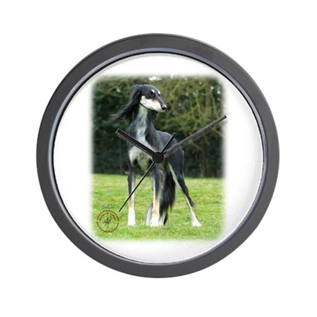 Saluki 8R012D-14 Wall Clock