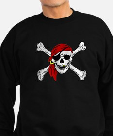 Pirate Skull Jumper Sweater