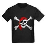 Pirate Kids T-shirts (Dark)