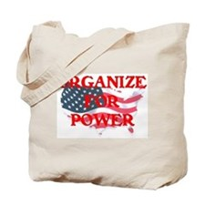 Organize for POWER Tote Bag