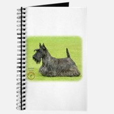 Scottish Terrier 9A036D-07 Journal