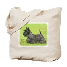 Scottish Terrier 9A036D-07 Tote Bag