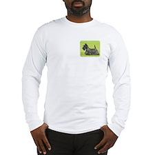 Scottish Terrier 9A036D-07 Long Sleeve T-Shirt