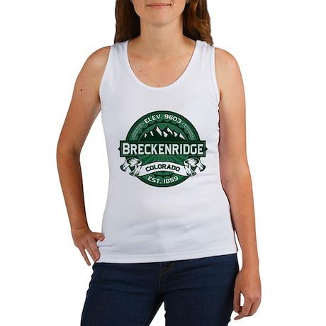 Breckenridge Forest Women's Tank Top