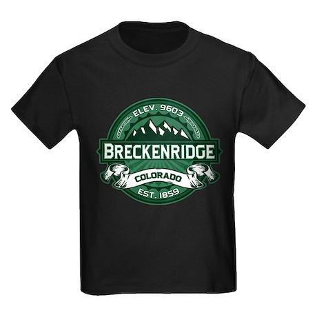Breckenridge Forest Kids Dark T-Shirt