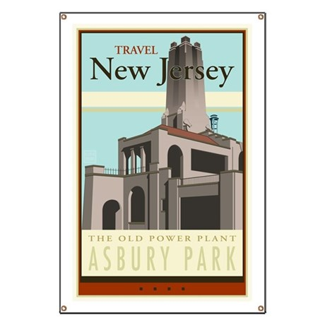Travel New Jersey Banner