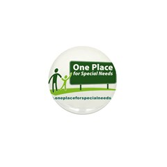 One Place for Special Needs l Mini Button (100 pac