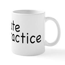 private practice Small Mug