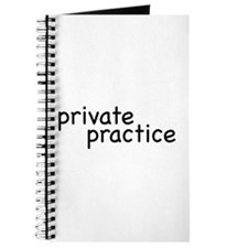 private practice Journal
