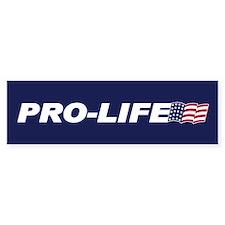 PRO-LIFE Bumper Bumper Sticker