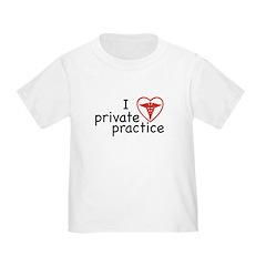I Love Private Practice T
