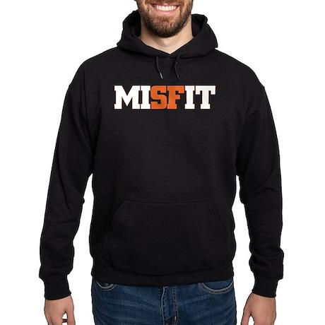 Misfit Hoodie (dark)