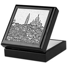 Sacre Coeur Keepsake Box