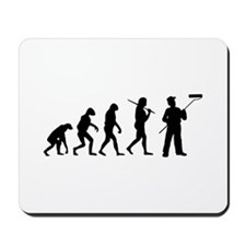 The Evolution Of The Painter Mousepad