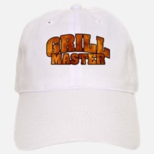 Grill Master Baseball Baseball Cap