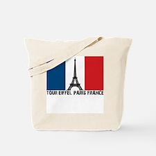 Tour Eiffel Paris France Tote Bag