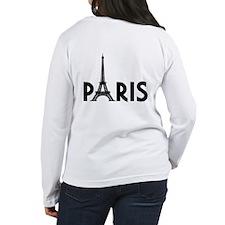 Notre Dame Watercolor/Paris T-Shirt