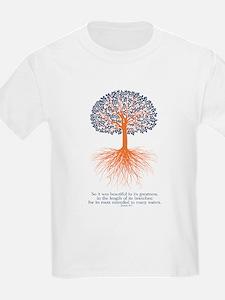 Ezekiel 31:7 design T-Shirt