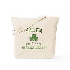 Salem Irish Tote Bag