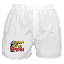 Weatherman Boxer Shorts