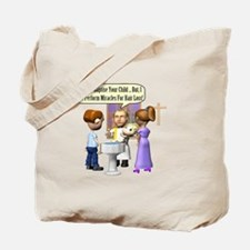 Minister Tote Bag