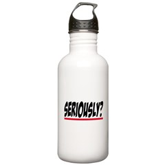 Seriously? Grey's Anatomy Water Bottle