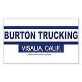 Jack burton Bumper Stickers