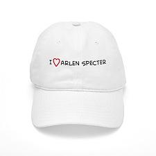 I Love Arlen Specter Baseball Cap