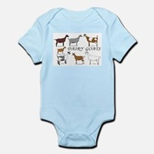 ALL Dairy Does Infant Bodysuit