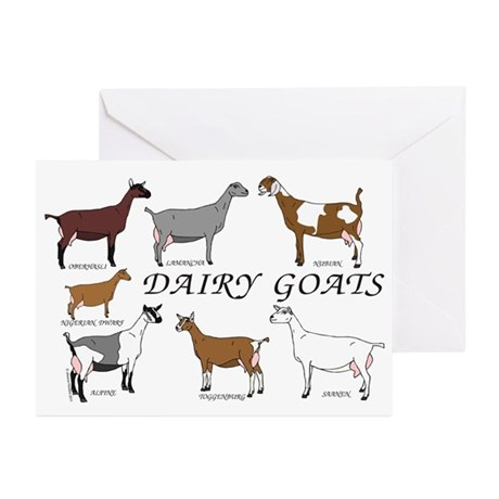 ALL Dairy Does Greeting Cards (Pk of 10)