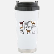 ALL Dairy Does Stainless Steel Travel Mug