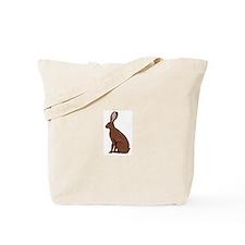 Belgian Hare Tote Bag