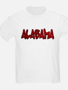 Alabama Graffiti T-Shirt