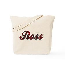 Clan Ross Tote Bag