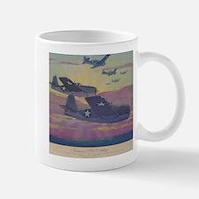 Grumman F-6 Hellcat Mug