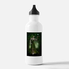 Green Fae Water Bottle
