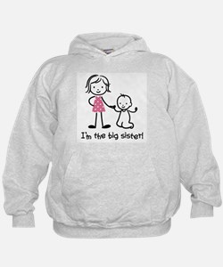 Big Sister - Stick People Hoodie