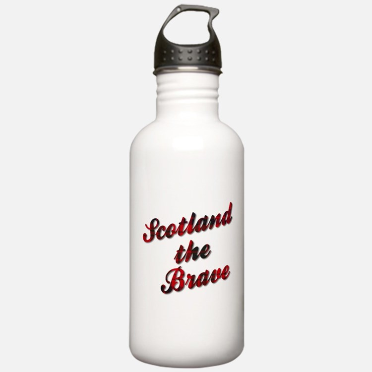 Scotland the Brave Water Bottle