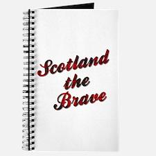 Scotland the Brave Journal