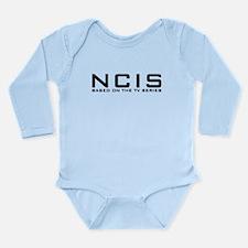 NCIS Long Sleeve Infant Bodysuit