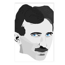 Nikola Tesla Postcards (Package of 8)