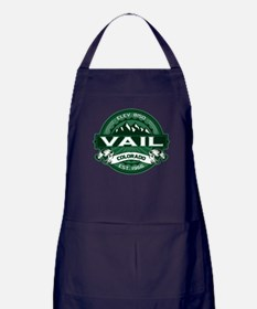 "Vail ""Colorado Green"" Apron (dark)"