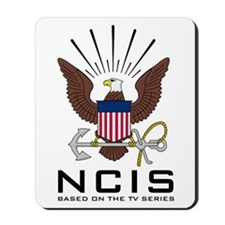 NCIS Eagle Mousepad