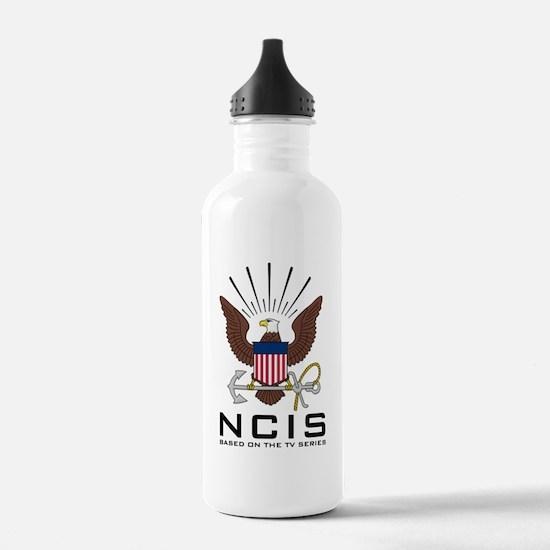NCIS Eagle Water Bottle