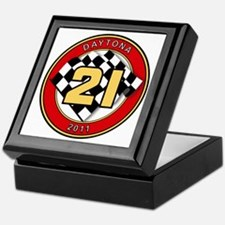 Daytona 2011 - The 21 Car Keepsake Box